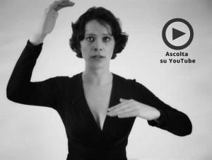 Fotogramma del video virale della Hefele.