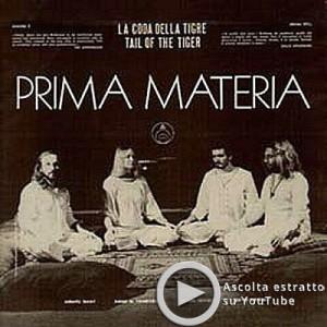 La copertina del vinile La Coda Della Tigre.