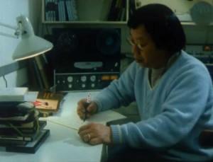Tran Quang Hai al lavoro.