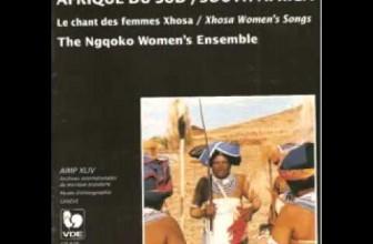Le chant des femmes Xhosa