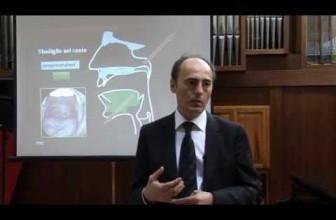 """Franco Fussi – """"Fisiologia e Percezione del Canto"""" (27.03.2009)"""