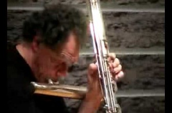 "A solo performance by ""Master Robert Dick"" on contra bass flute"