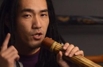 Didgeridoo Flute Technique Lesson by Koji Matsumoto