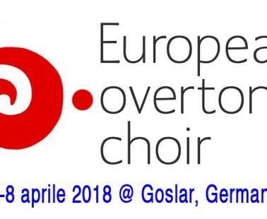 European Overtone Choir 2018