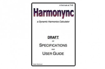 A first look at THE HARMONYNC: A Dynamic Harmonics Calculator