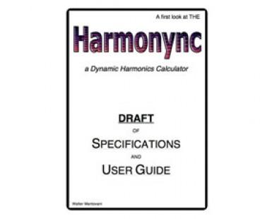 A first look at THE HARMONYNC: A Dynamic Harmonics Calculator