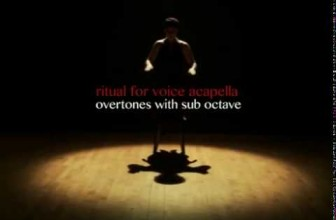 NATASCHA NIKEPRELEVIC – INVOCATION – SUB OCTAVE SINGING