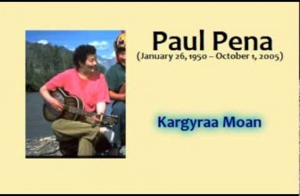 Paul Pena – Kargyraa Moan