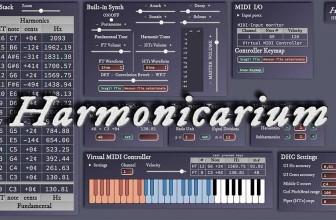 Harmonicarium: suona gli armonici!